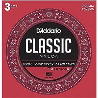 D'Addario T4603 Juego de Cuerdas para Guitarra Clásica
