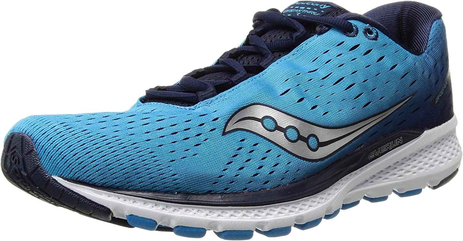Saucony Men s Breakthru 3 Running Shoe