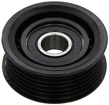 AUDI Aux Belt Idler Pulley Guide Deflection Gates 059903341A 059903341J New