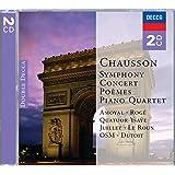 Chausson: Symphony / Concert / Poemes, etc. (2 CDs)