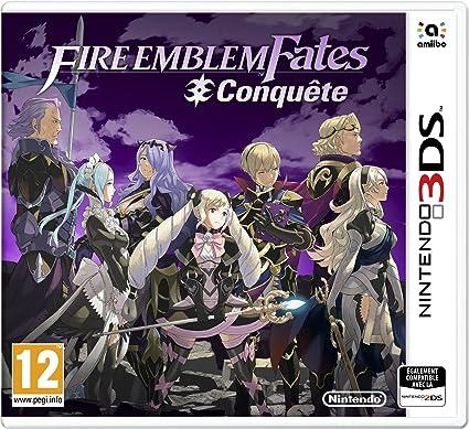 Fire Emblem Fates: Conquête [Importación Francesa]: Amazon.es: Videojuegos