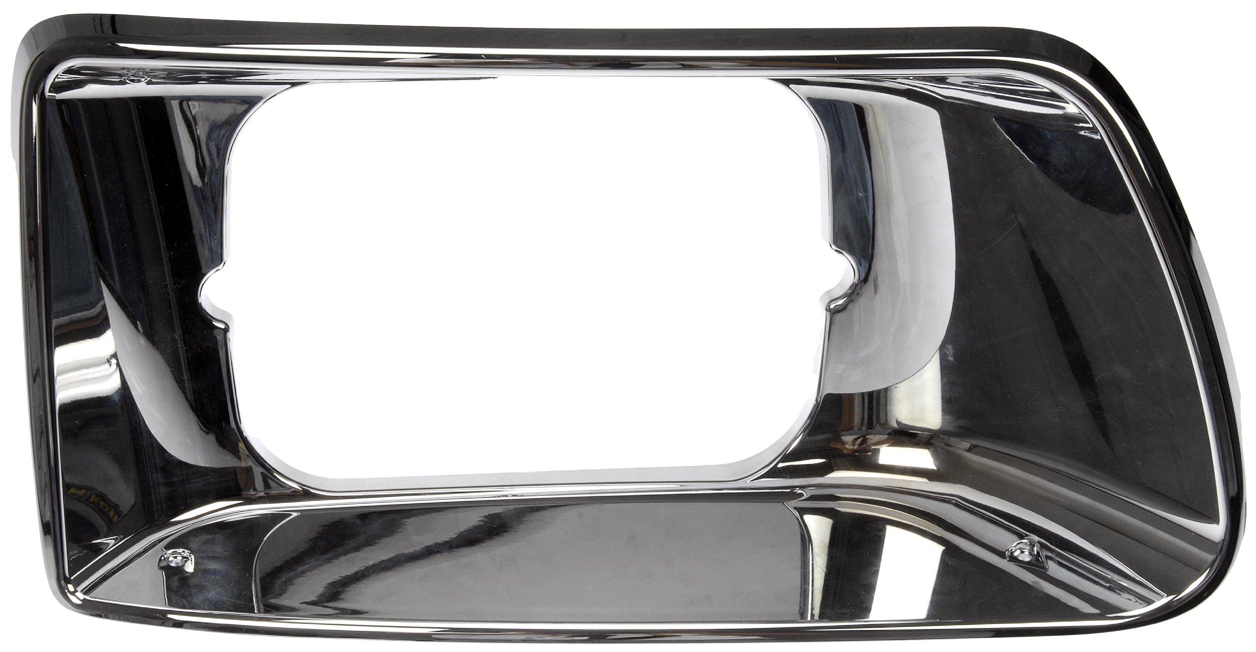 Dorman 889-5405 Kenworth Passenger Side Headlight Bezel