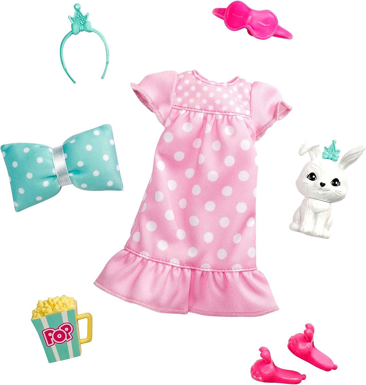 Amazon.es: Barbie Mascotas y Princesa con Conejito Pack de Moda y ...
