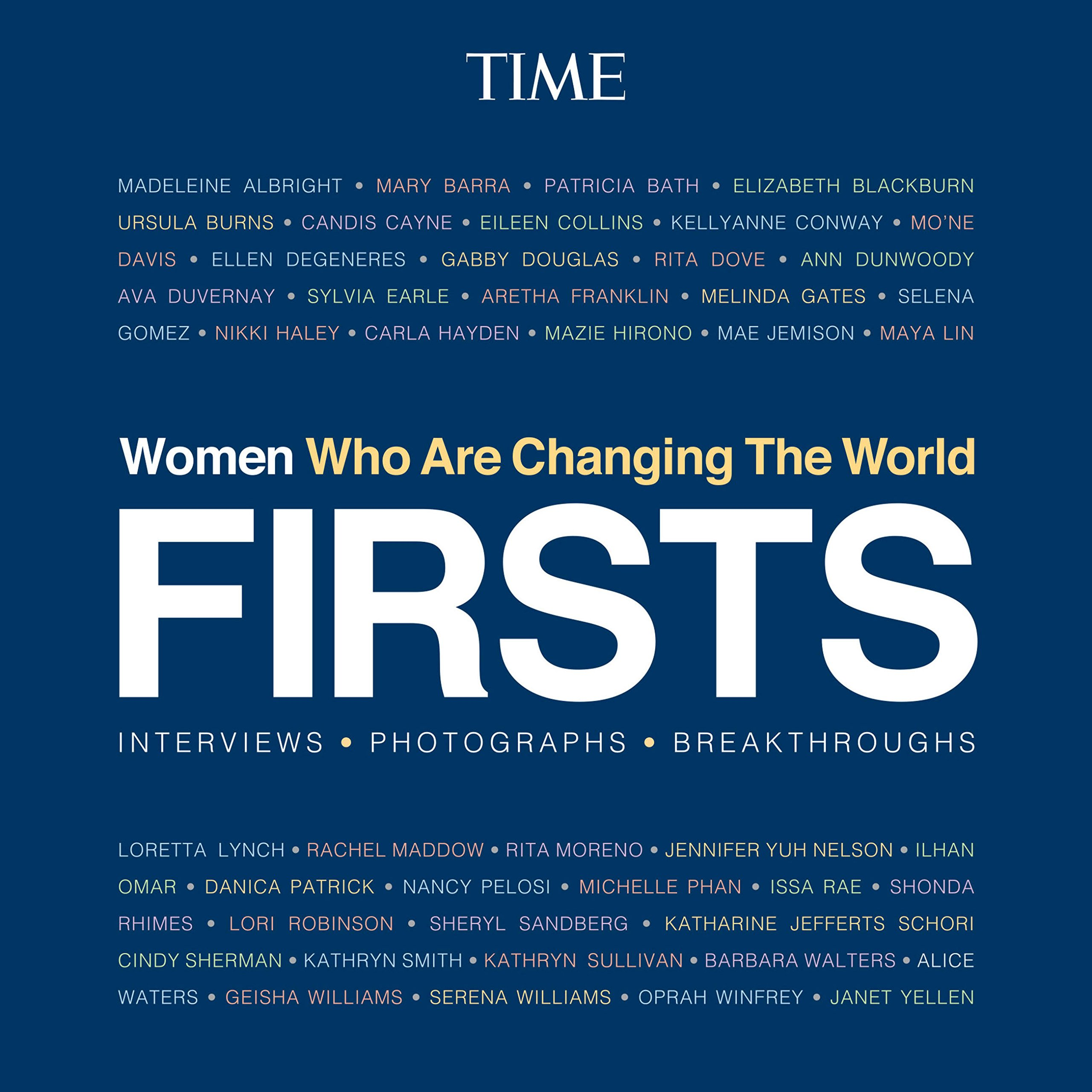 FIRSTS Women Who Changing World product image