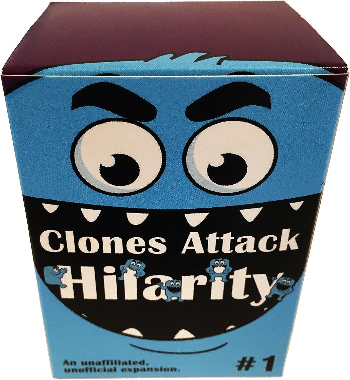 Apostrophe Games Clones Attack Hilarity, Paquete de expansión de ...