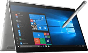 HP Elite x360 13.3-Inch 2-in-1 Convertible HD Laptop (4.6GHz Intel i7 Processor, 512GB SSD, 16GB RAM, NFC, IR Cam, IPS Display) Windows 10