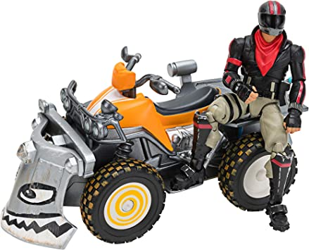 Amazon.com: Fortnite Quadcrasher Vehículo: Toys & Games