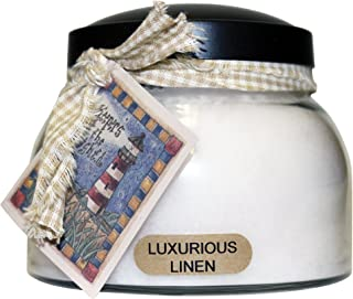 product image for A Cheerful Giver Luxurious Linen Mama Jar Candle, 22-Ounce