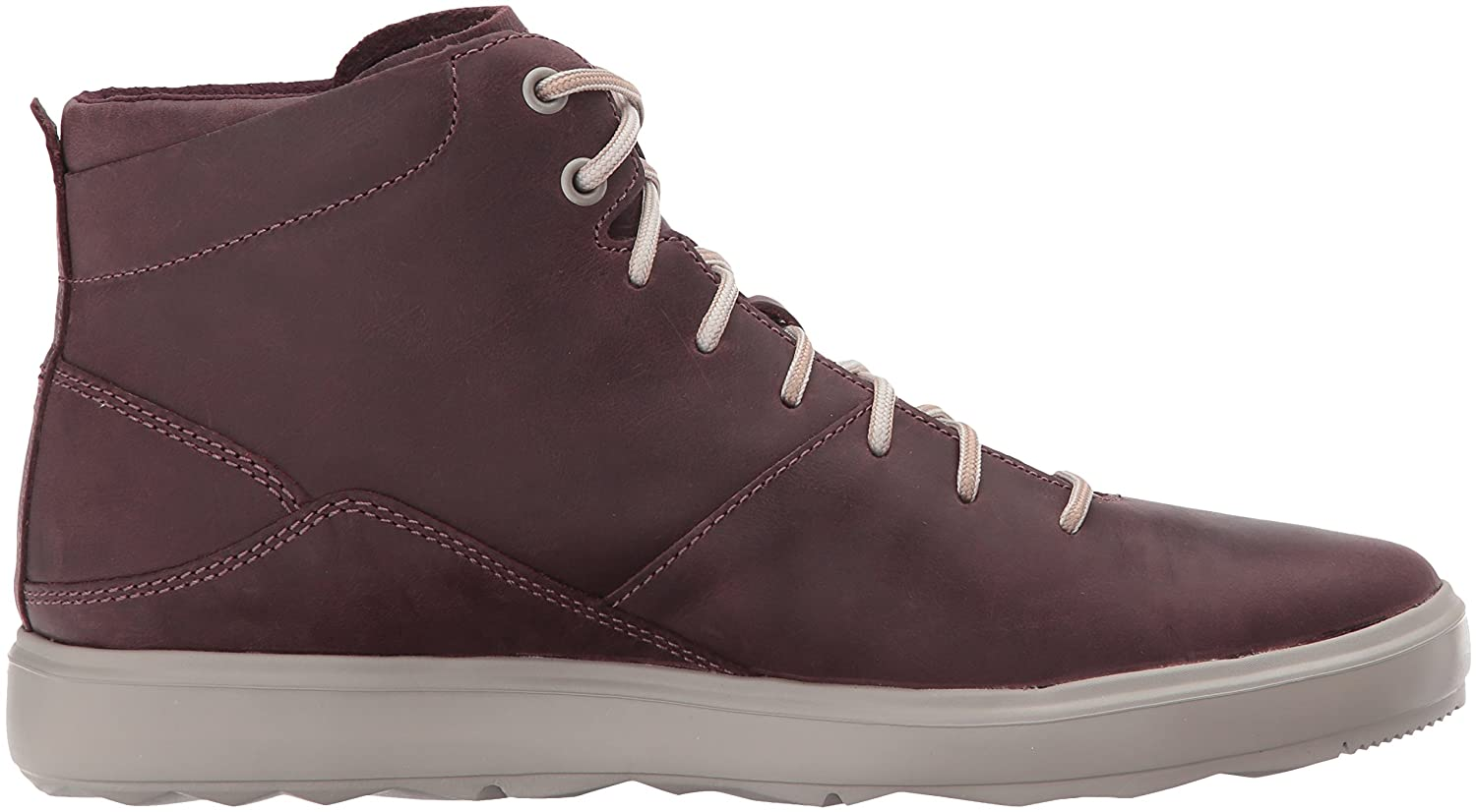 Merrell Women's Fashion Around Town Mid Lace Fashion Women's Sneaker B01MZ0H0SG 5.5 B(M) US|Huckleberry 4d1c3b