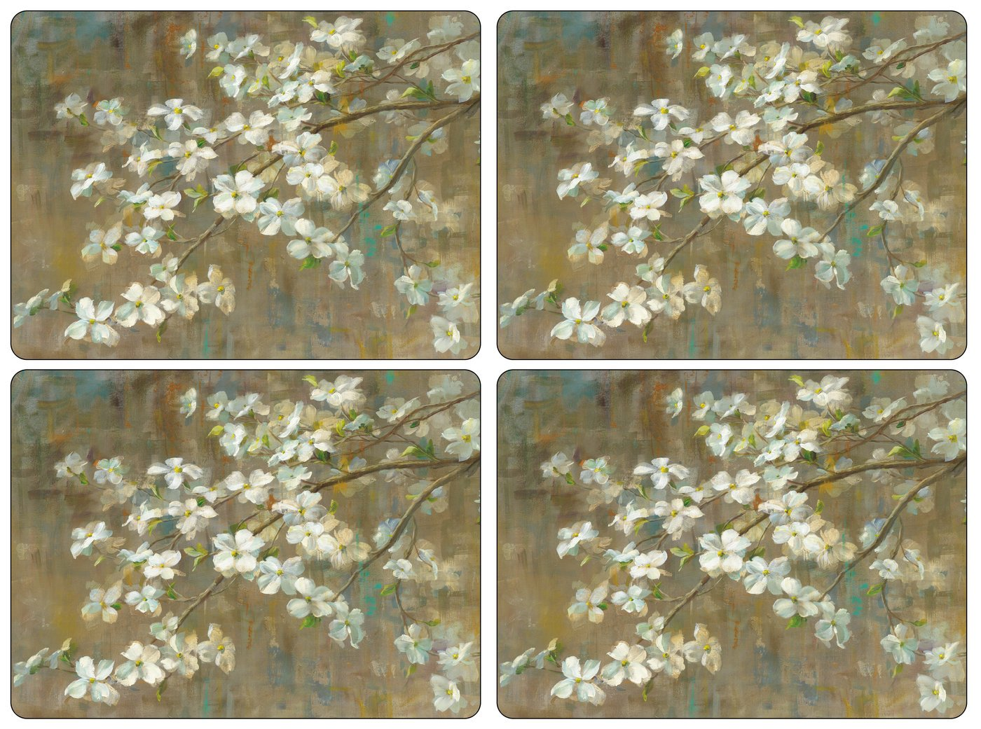 Pimpernel 2010648827 Placemats, Multicolor