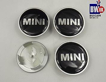 BMW Mini Alloy Wheel Centre Badge Caps  Amazon.co.uk  Car   Motorbike d0d444eca3f1