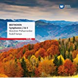Beethoven: Symphonies Nos 2&4