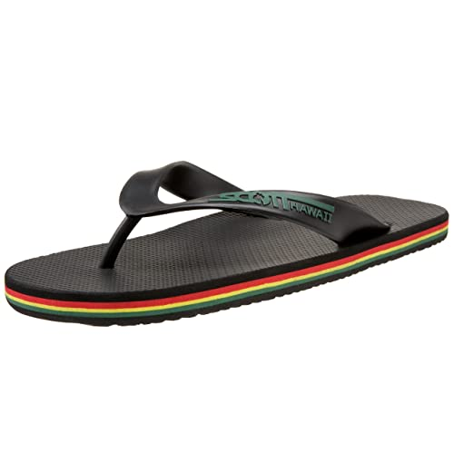 6ec2f328cd659 Scott Hawaii Men s Jawaiian Flip-Flop  Amazon.co.uk  Shoes   Bags