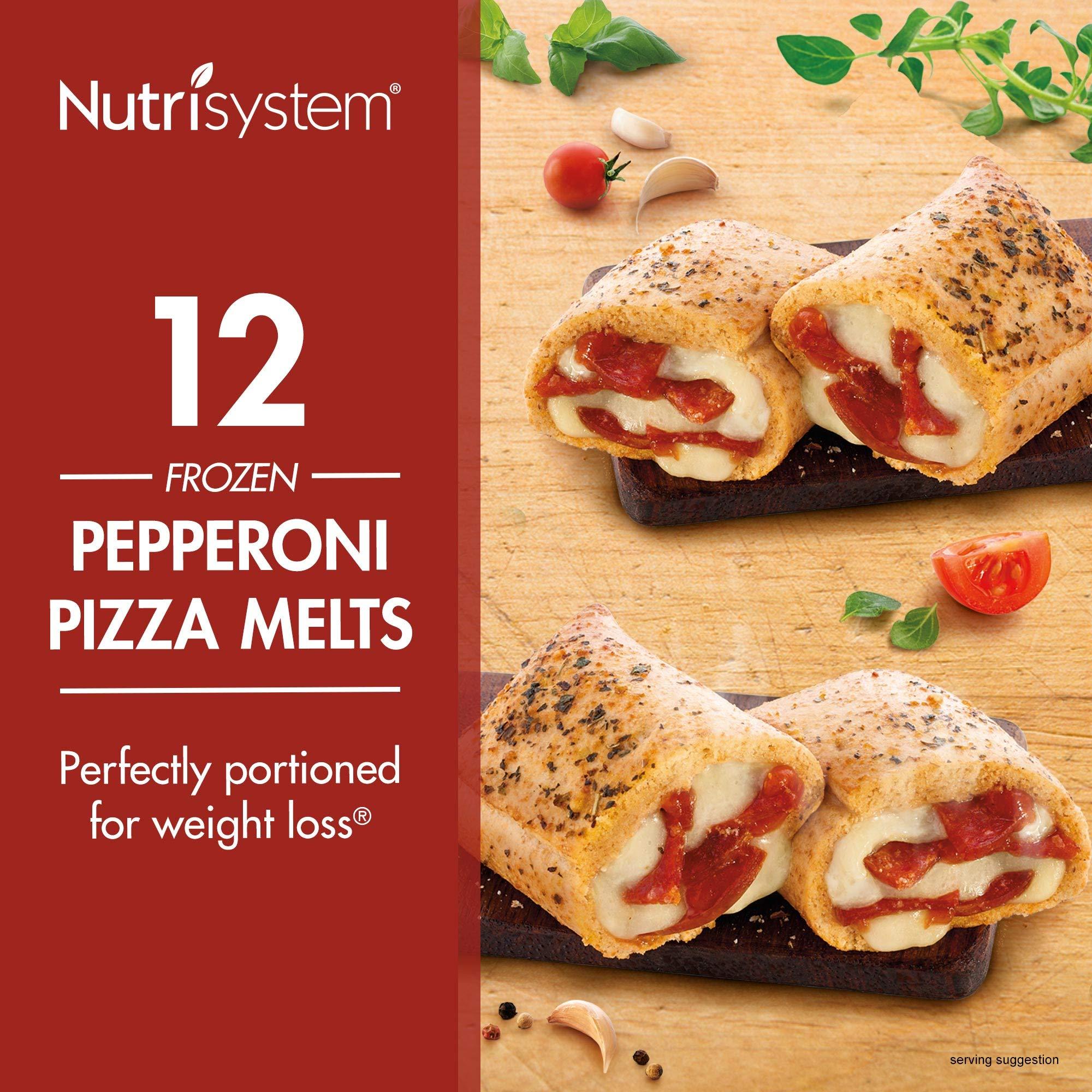Nutrisystem® Pepperoni Pizza Lunch Melt, 12 Count (Frozen)