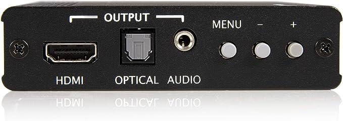 No PSU Pre-owned StarTech VGA2HDMIPRO Professional CONVERGEAV EV1066-4