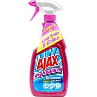 Ajax Professional Professional Cleaning Spray, Bathroom, 500ml