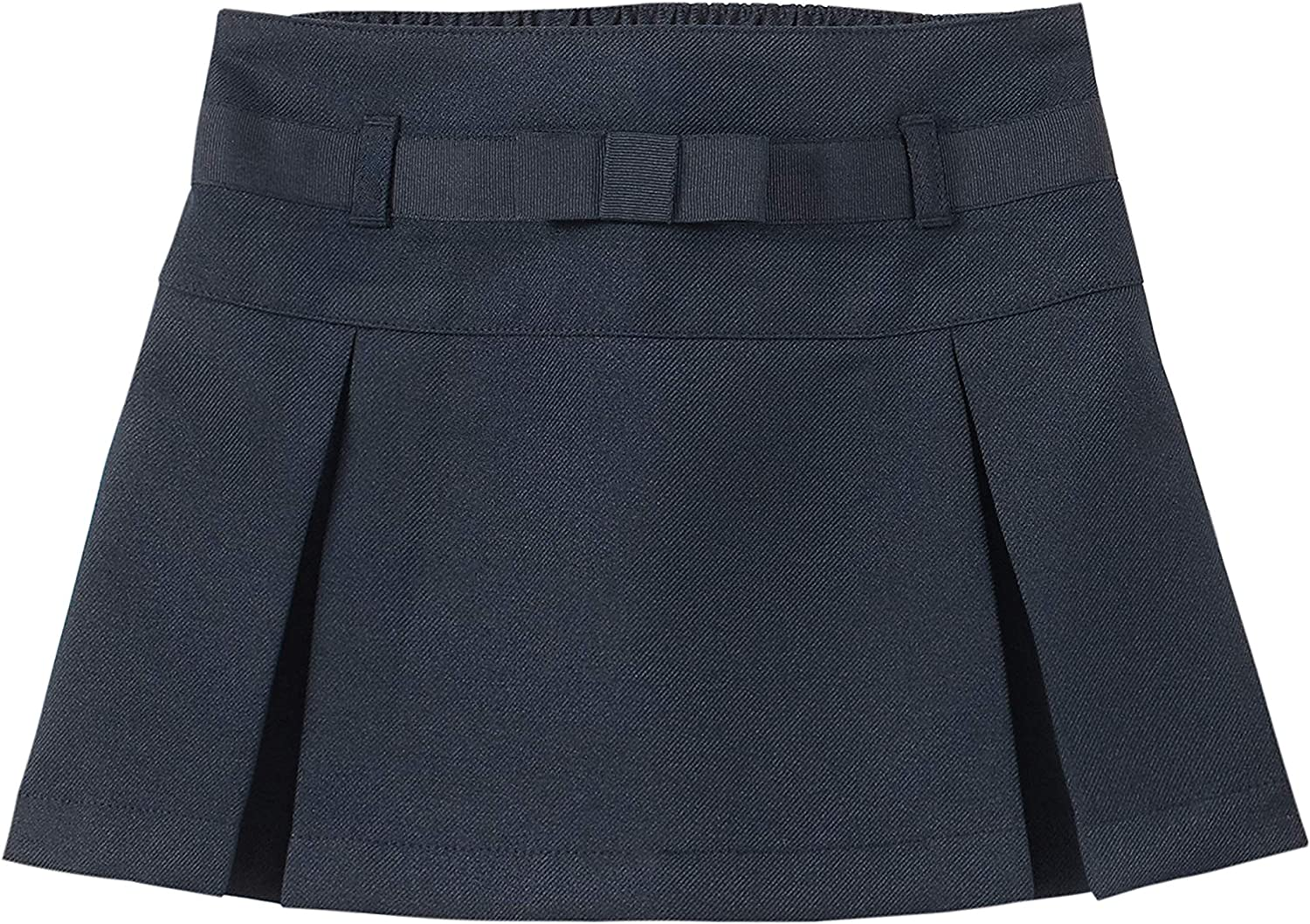Nautica Girls' School Uniform Pleated Scooter with Pockets