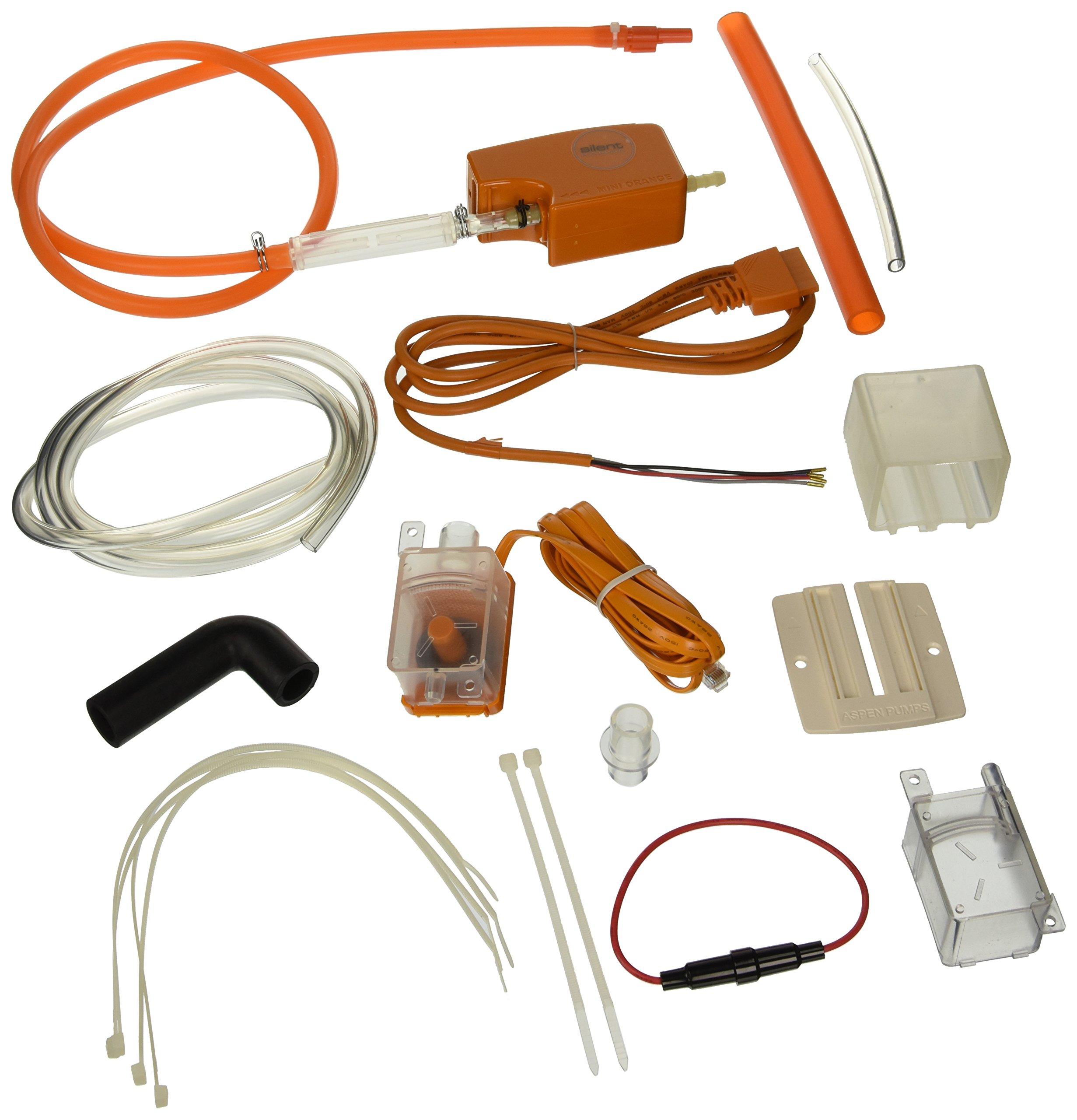 Rectorseal 83912 Aspen Mini Orange 230V Condensate Pump Silent Plus by Rectorseal (Image #1)