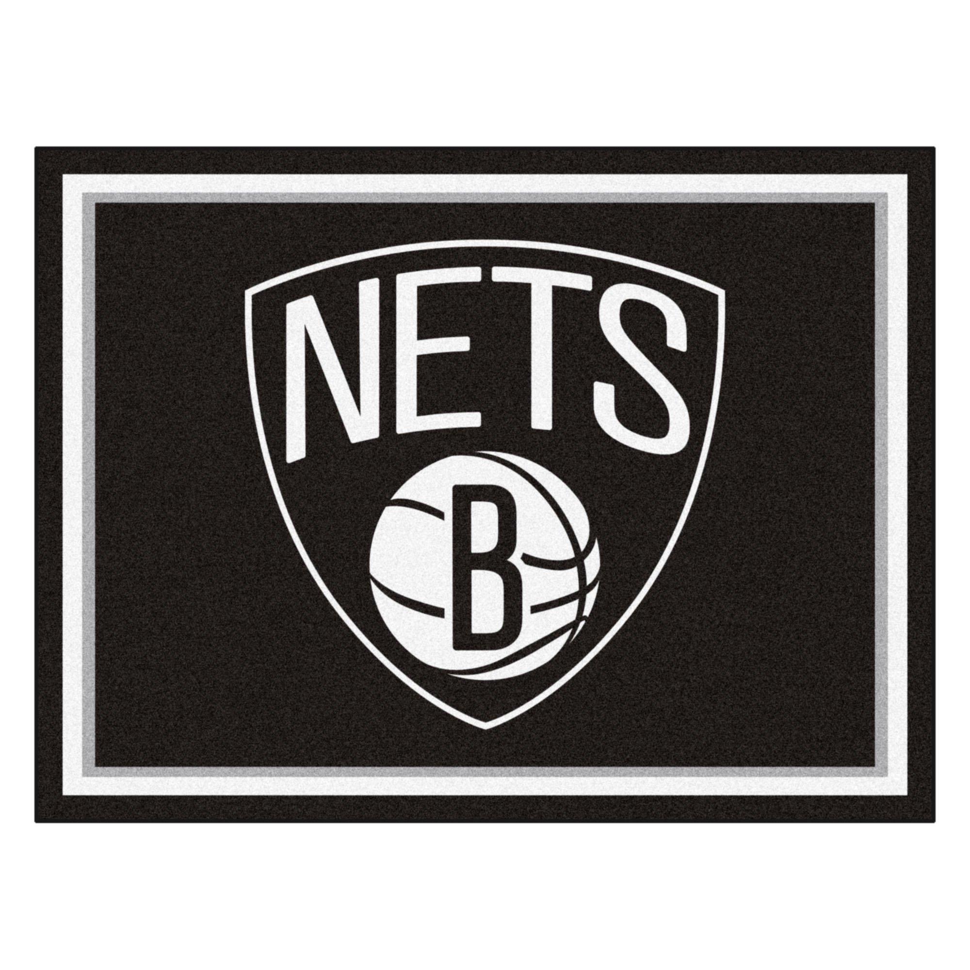 FANMATS 17444 NBA Brooklyn Nets Rug