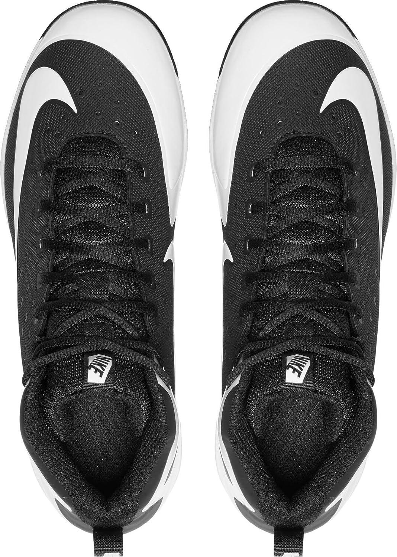 Nike Mens Alpha Huarache Pro Mid Baseball Cleats