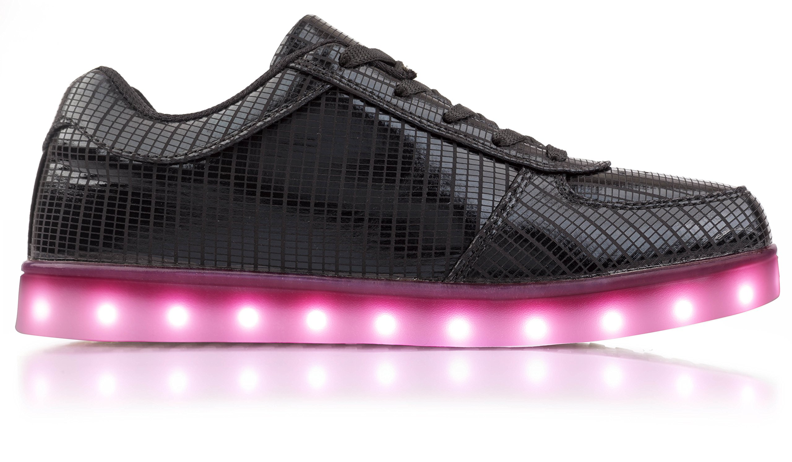 Electro- LED Light Up Sneakers