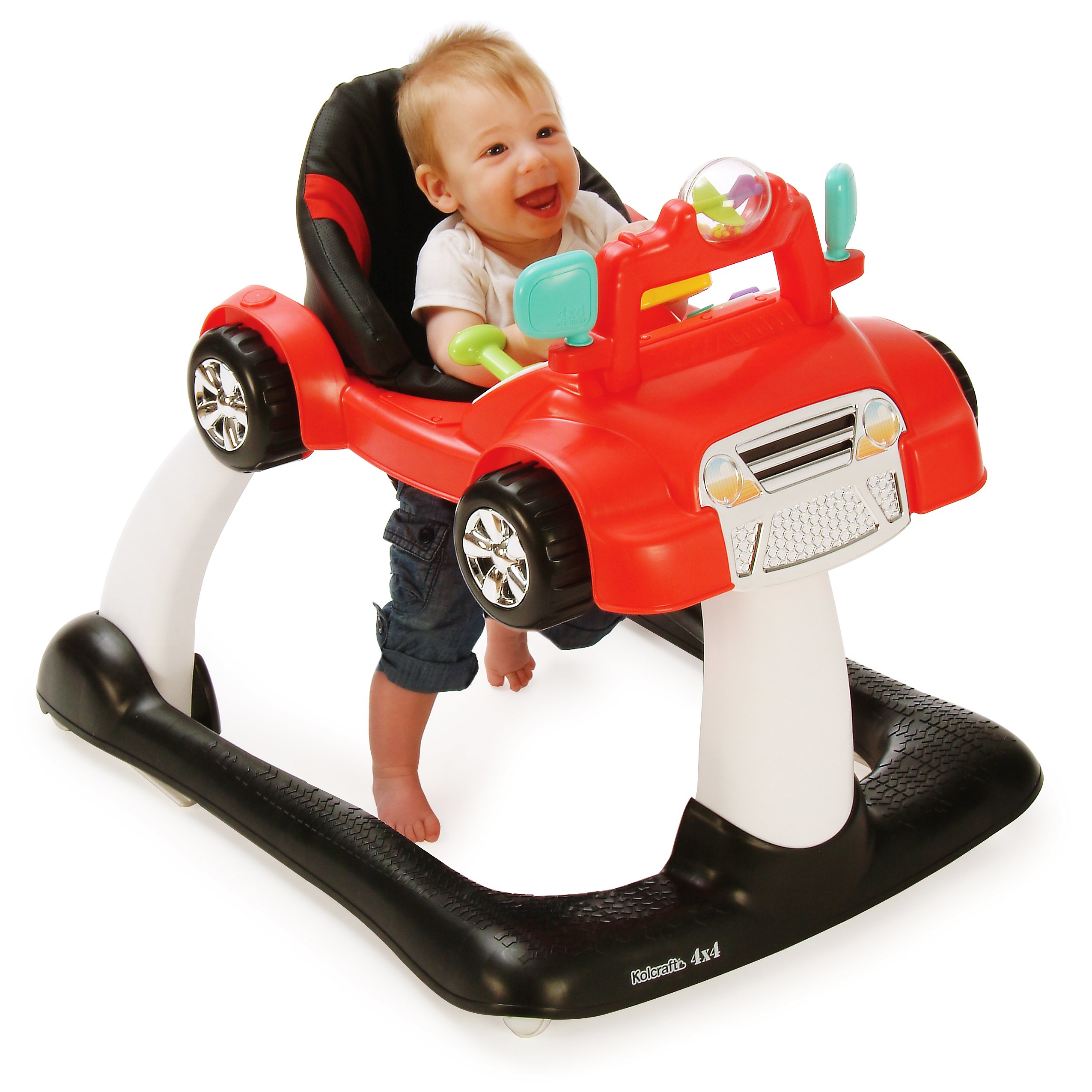 Baby Push Walker With A Variety Of Developmental ...