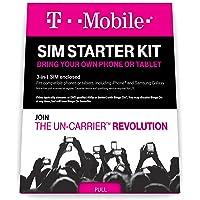 T-Mobile 预付完整 SIM 入门工具包T-Mobile Complete SIM Kit 原版