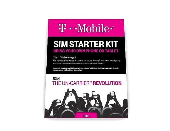 Amazon.com: T-Mobile juego de iniciación de SIM ...