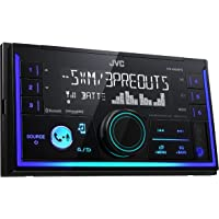 JVC Built-in Bluetooth In Dash Digital Media Receiver (Black)