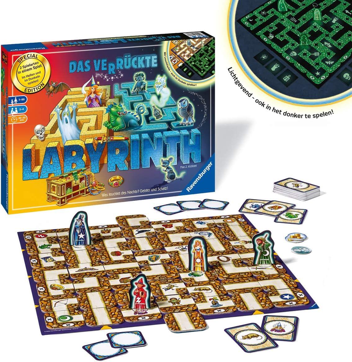 Ravensburger-4005556266876 Juego Familiar, Multicolor (4005556266876): Kobbert, Max J.: Amazon.es: Juguetes y juegos