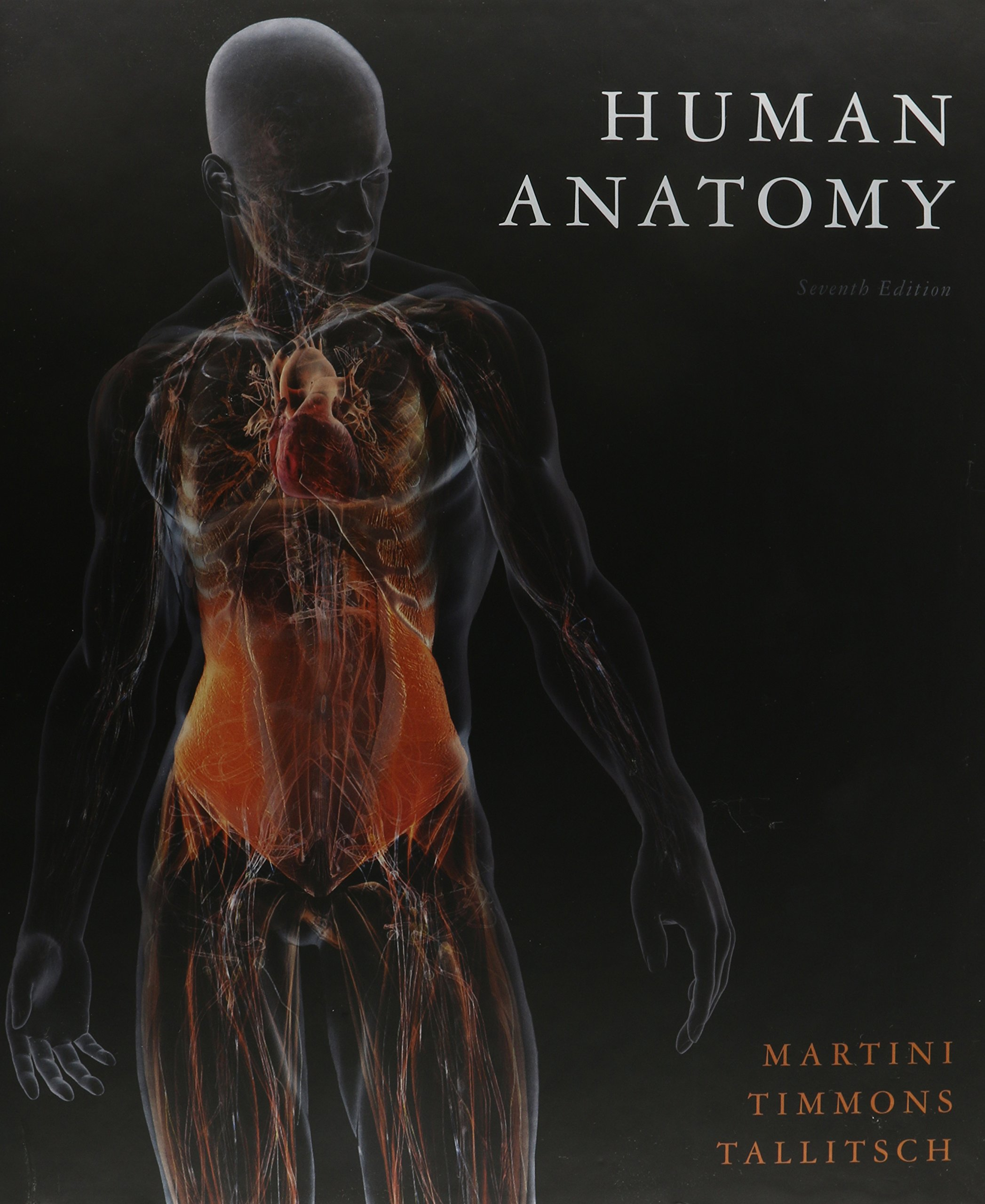 Human Anatomy Martini Atlas Human Body 7th Edition Amazon