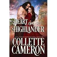Heart of a Highlander: A Historical Scottish Romance (Castle Brides)