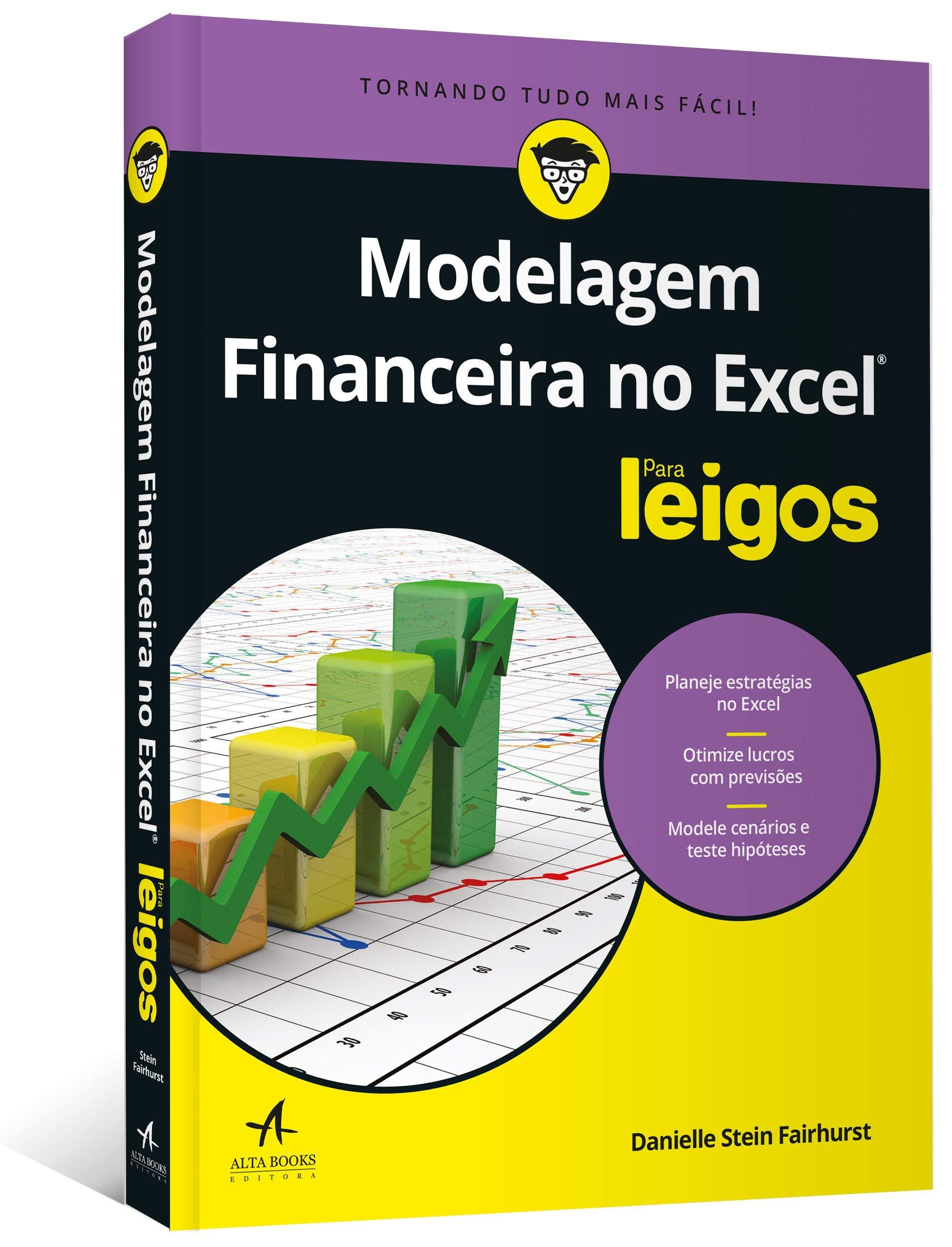 Modelagem financeira no Excel para leigos   Amazon.com.br