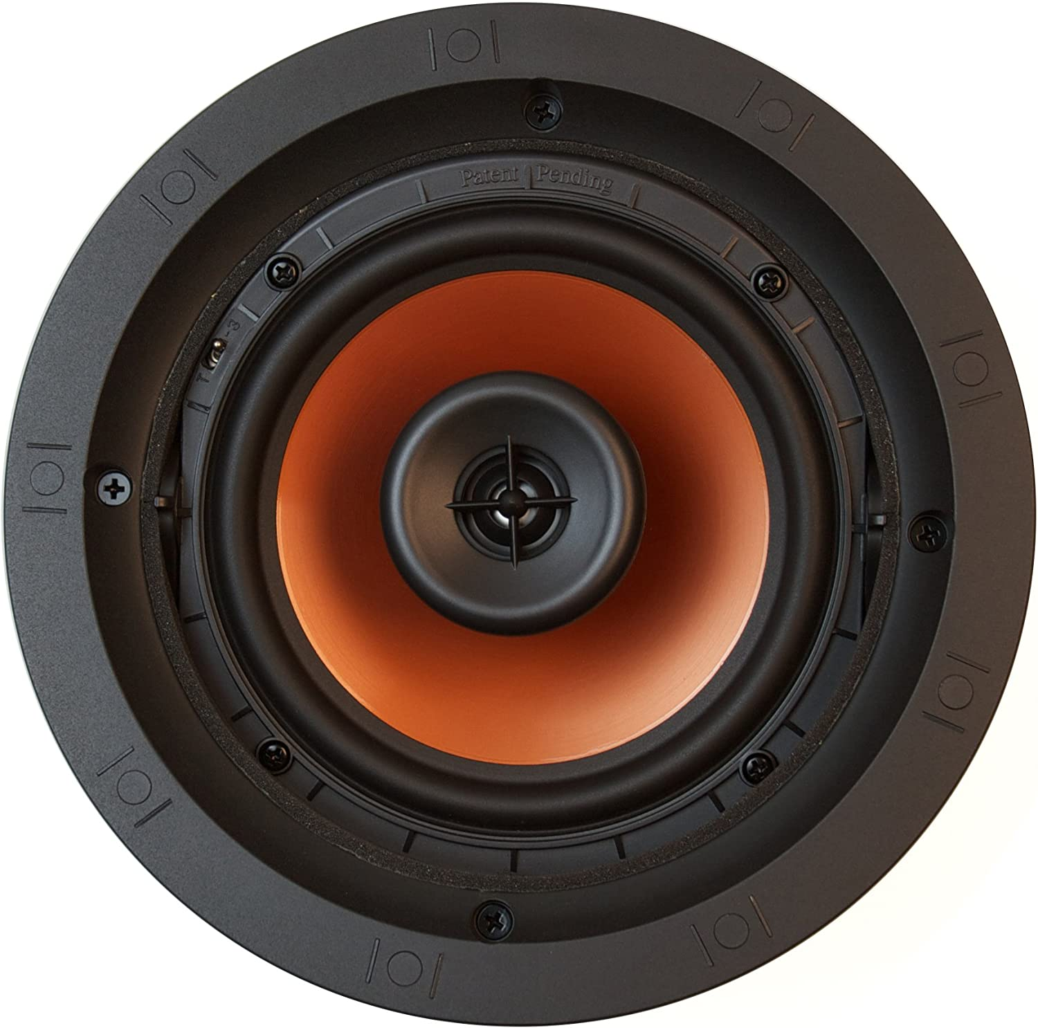 Klipsch CDT-3650-C II In-Ceiling Speaker - White (Each)