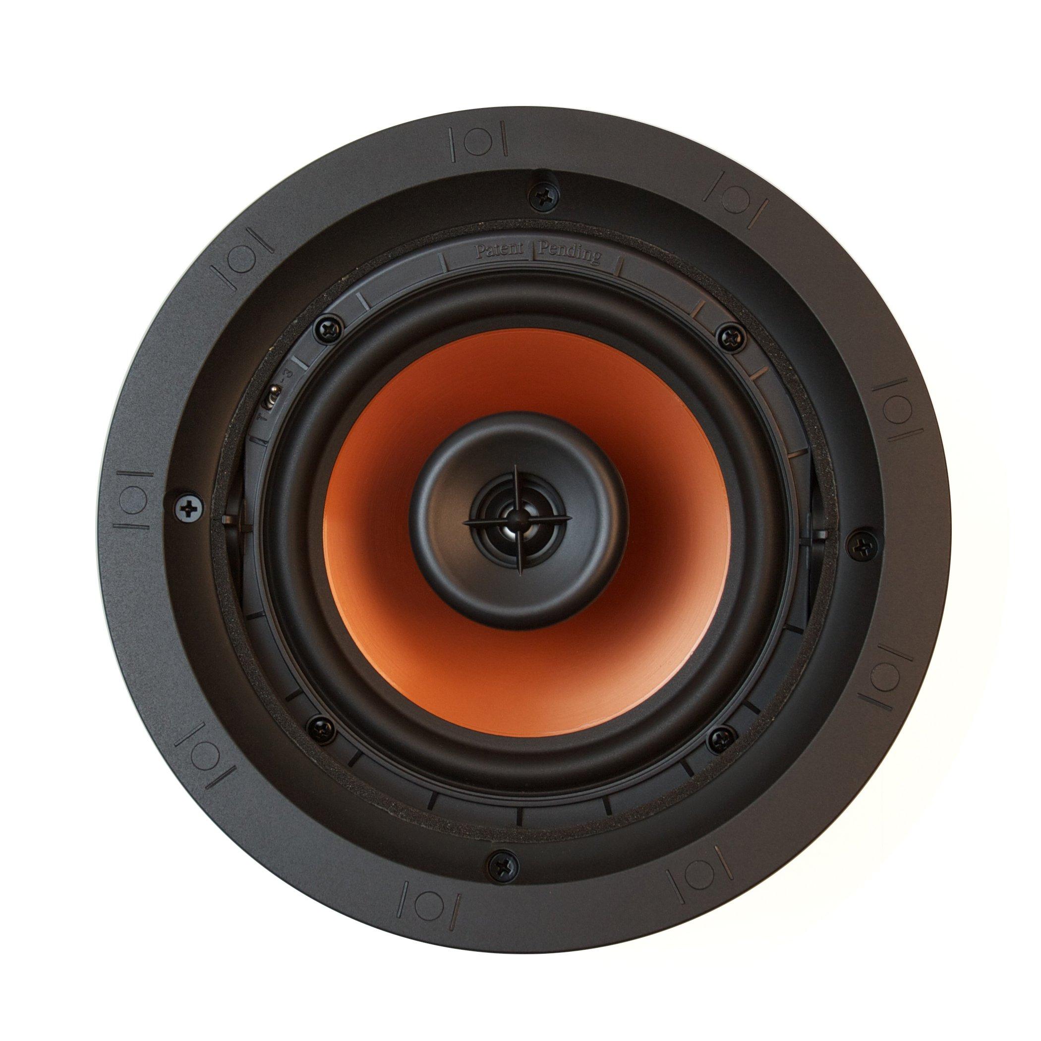 Klipsch CDT-3650-C II In-Ceiling Speaker - White (Each) by Klipsch