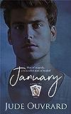January (Calendar Men Series Book 1)
