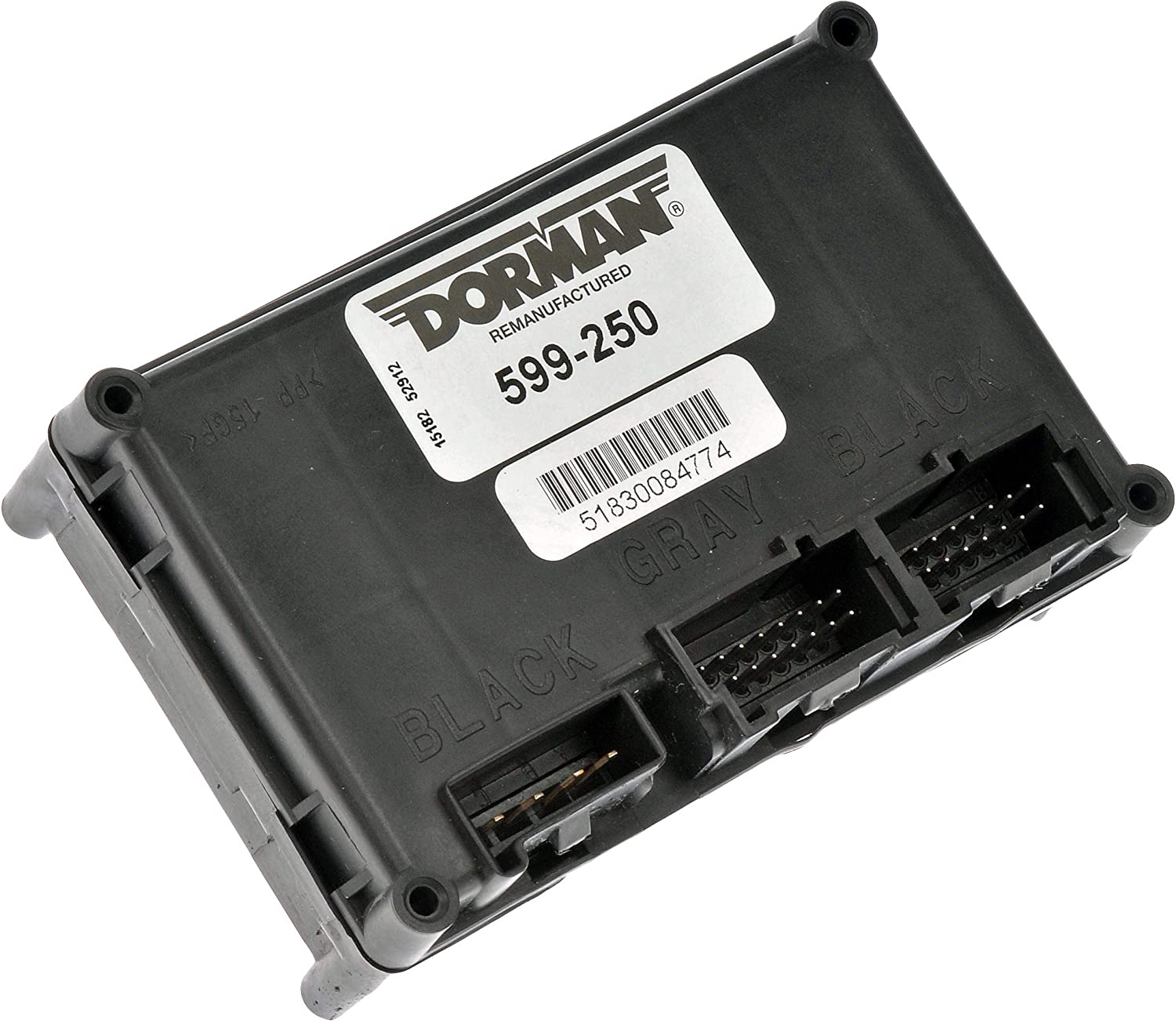 Dorman 599-250 Remanufactured Transfer Case Control Module for Select Models