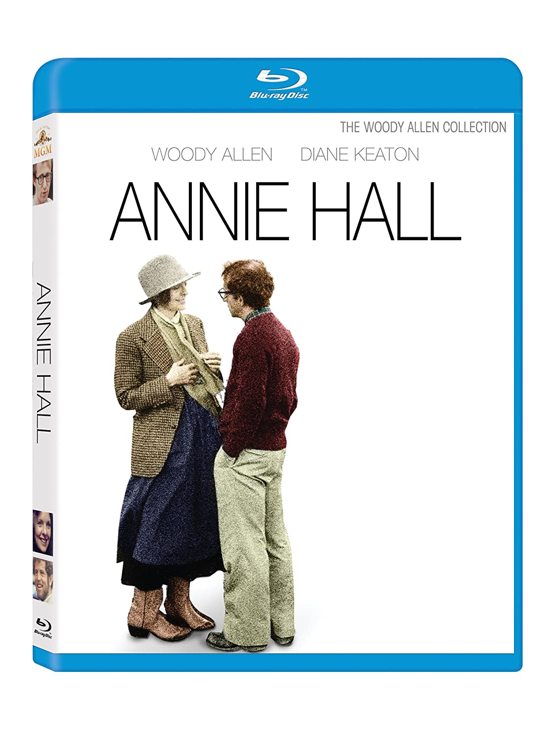 Amazon com: Annie Hall Blu-ray: Woody Allen, Diane Keaton