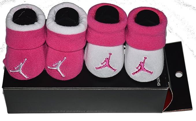 Nike Air Jordan nouveau-né Chaussons pour bébé – 0–6 mois