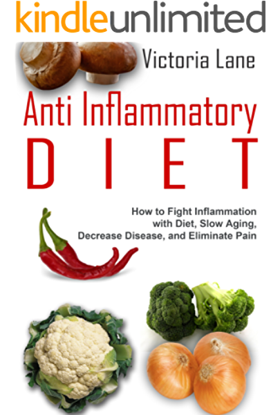 anti-inflammatory diet reduce swelling