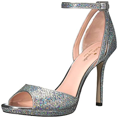 a73d961c0901 Amazon.com  Kate Spade New York Women s Franklin Heeled Sandal  Shoes