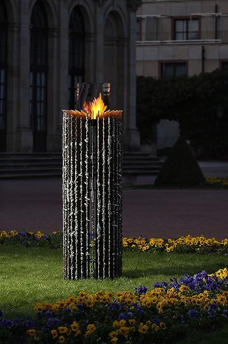 muenkel Design KALYPSO - Etanol fuego de jardín: L: Amazon.es: Hogar