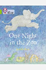One Night in the Zoo: Band 11/Lime (Collins Big Cat) Kindle Edition