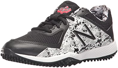 6b539211cb49 Amazon.com | New Balance Kids' TY4040 Turf Baseball Shoe | Baseball ...