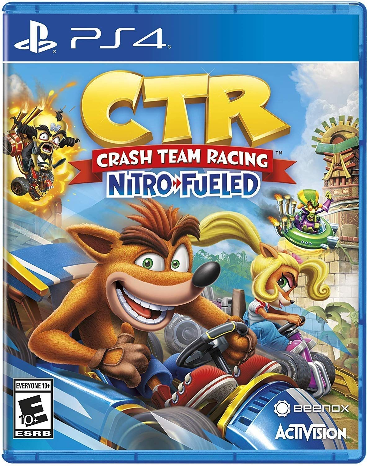 Amazon Com Crash Team Racing Nitro Fueled Ps4 Video Games 8