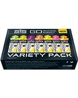 Science in Sport 60 ml Energy Gel Variety - Pack of 7