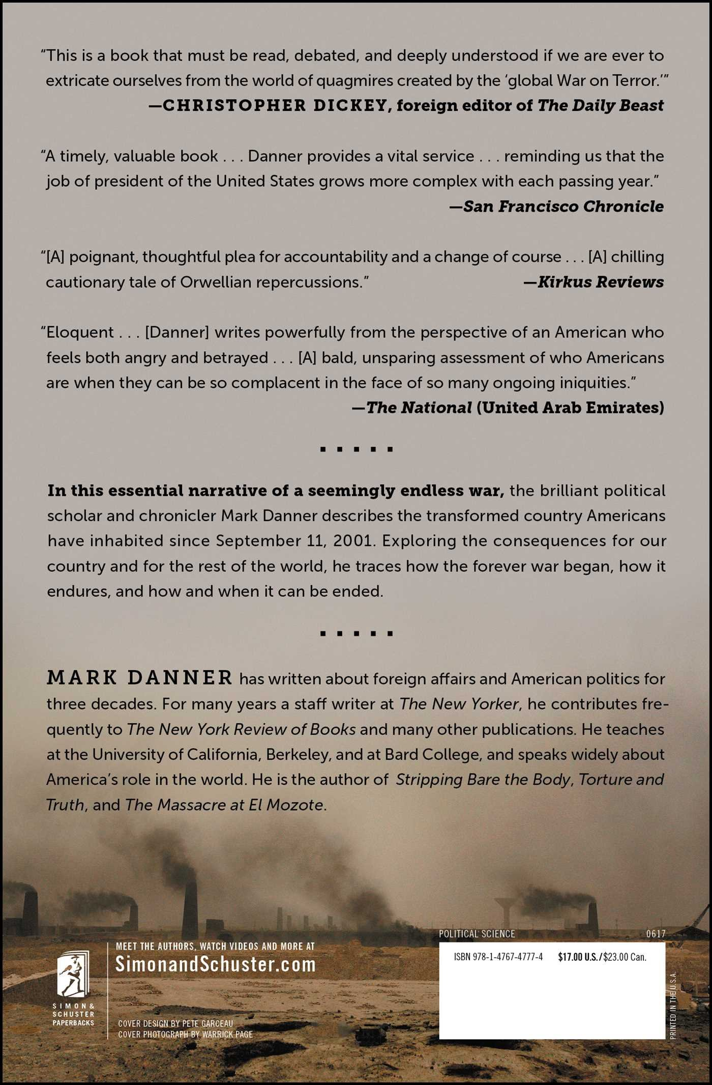 Spiral: Trapped In The Forever War: Mark Danner: 9781476747774: Amazon:  Books