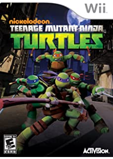 Amazon.com: Teenage Mutant Ninja Turtles: Smash Up: Wii ...