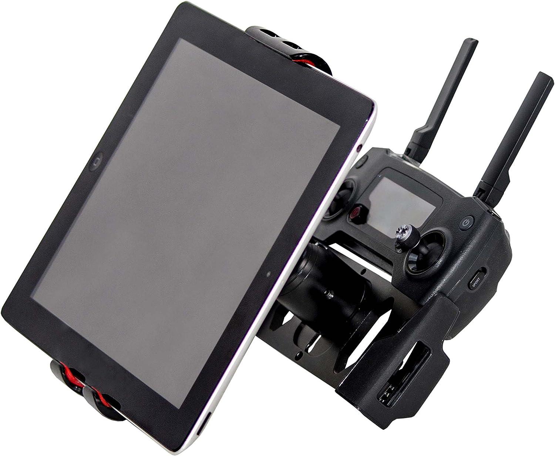 FREEWELL Soporte Universal para teléfono / Tableta Compatible con dji Mavic 2 Pro, Mavic 2 Zoom, Mavic Pro, Platino, Blanco Alpino, Mavic Air, dji Spark Mavic 2 Enterprises