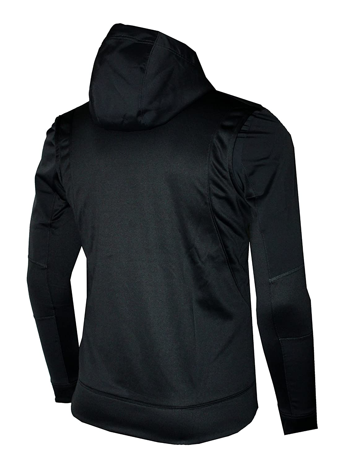 4afa2623 NIKE Therma Sphere Kobe Hyper Elite Men's Full-Zip Basketball Hoodie, Black  at Amazon Men's Clothing store: